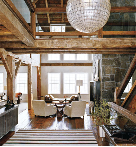 Interior Trends: Rustic Charm with Modern Twist - BUILT