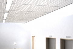 Techstyle® Graphic Linear panels in Sterling