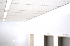 Techstyle® Graphic Mosaic panels in Sterling