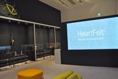 Award-winning HeartFelt™ceilings featured in museum exhibit (©Red Dot)