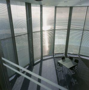 World Port Center in Rotterdam features Venetian Blinds