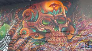 LA Design Festival was held in downtown LA's Arts District