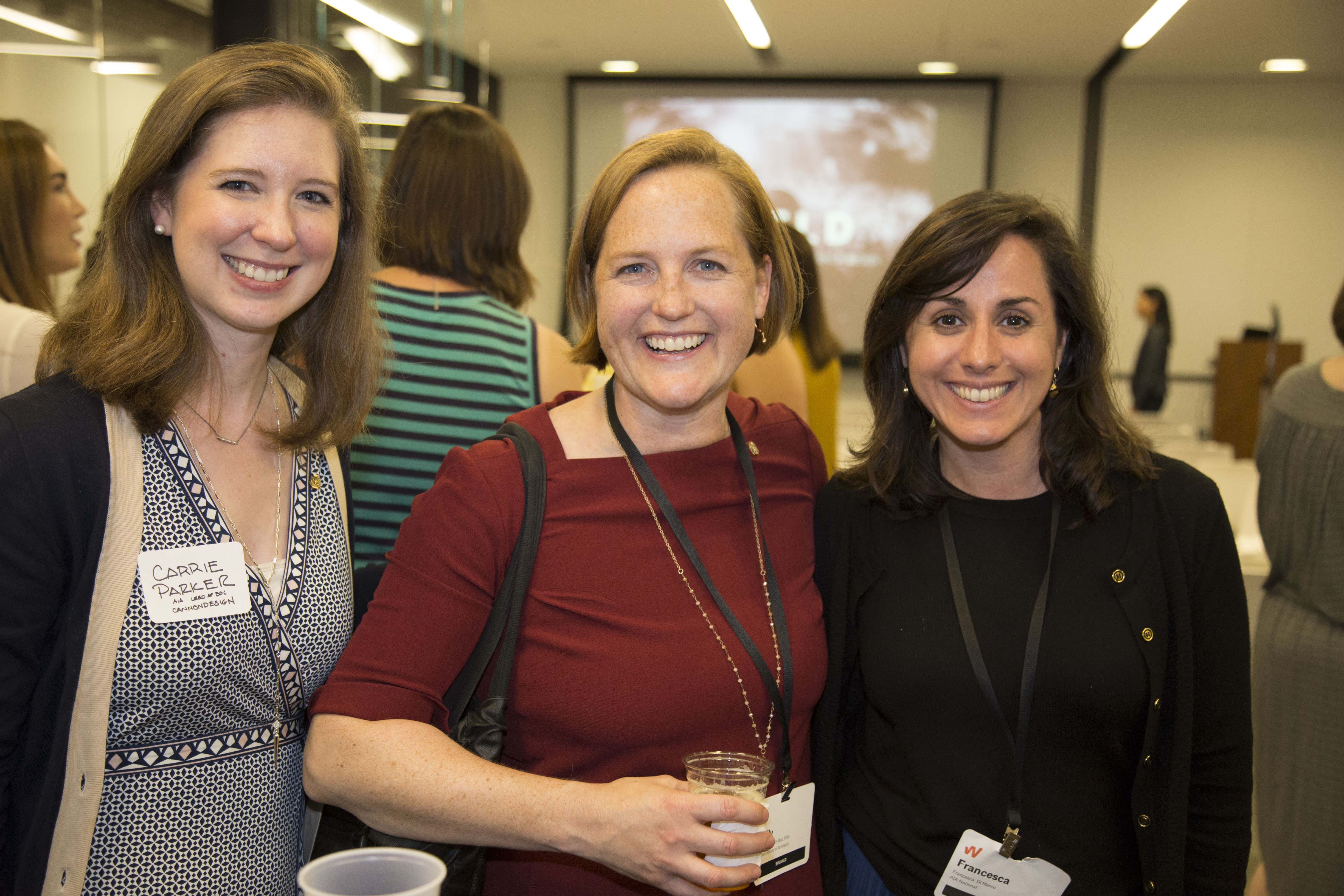 Key Lessons from the Women Inspiring Emerging Leaders in Design conference.