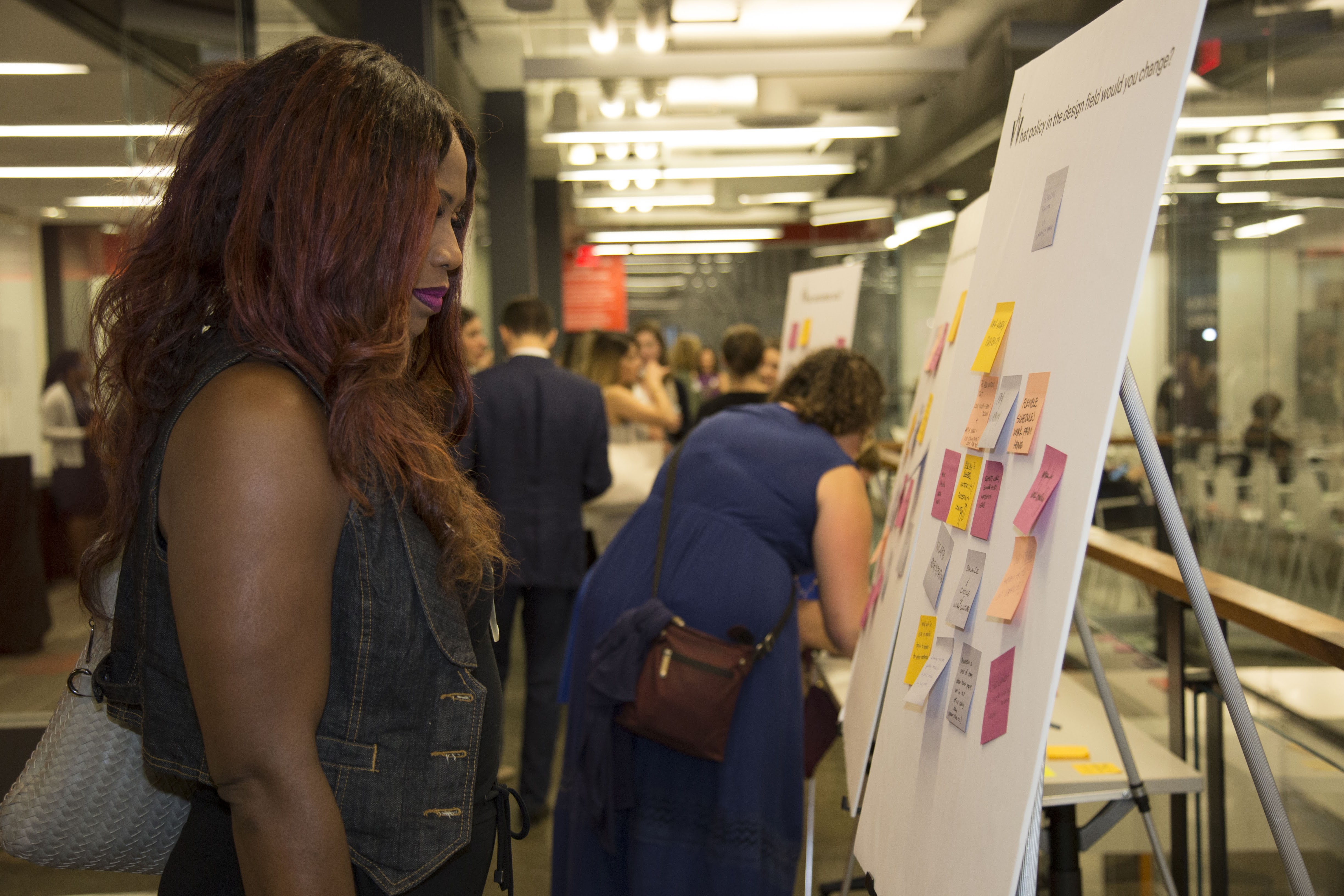 """Female leaders """"wielded"""" stories of empowerment, encouraging young architects to pay it forward"""