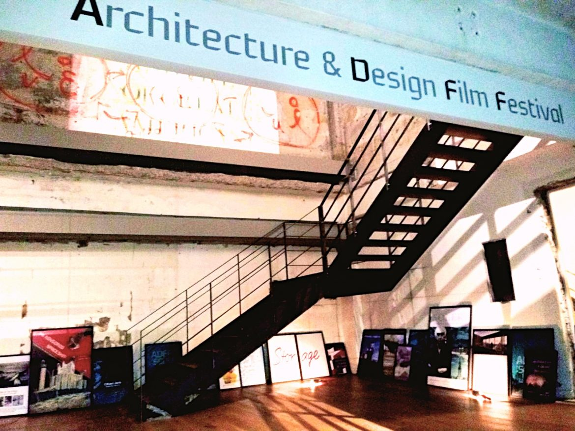 The Architecture & Design Film Festival engages architects & design aficionados from Seoul to NYC.