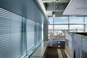 EPA Region 8's nine-story, LEED Gold-certified facility in Denver