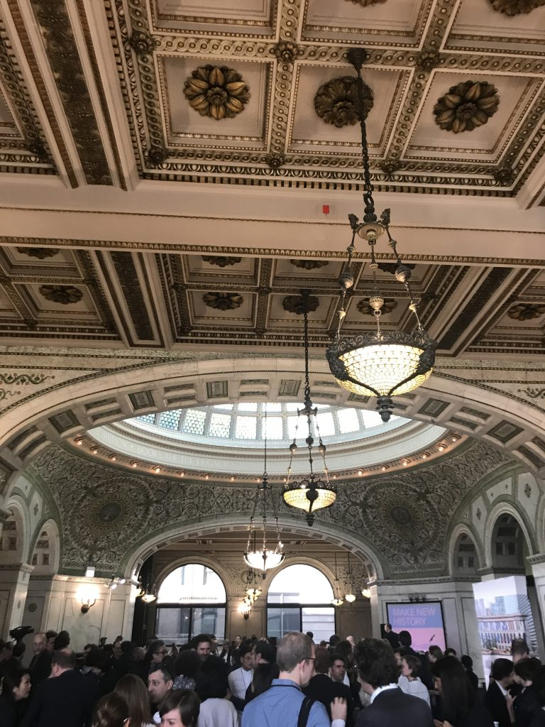 The rich history of Chicago Cultural Center