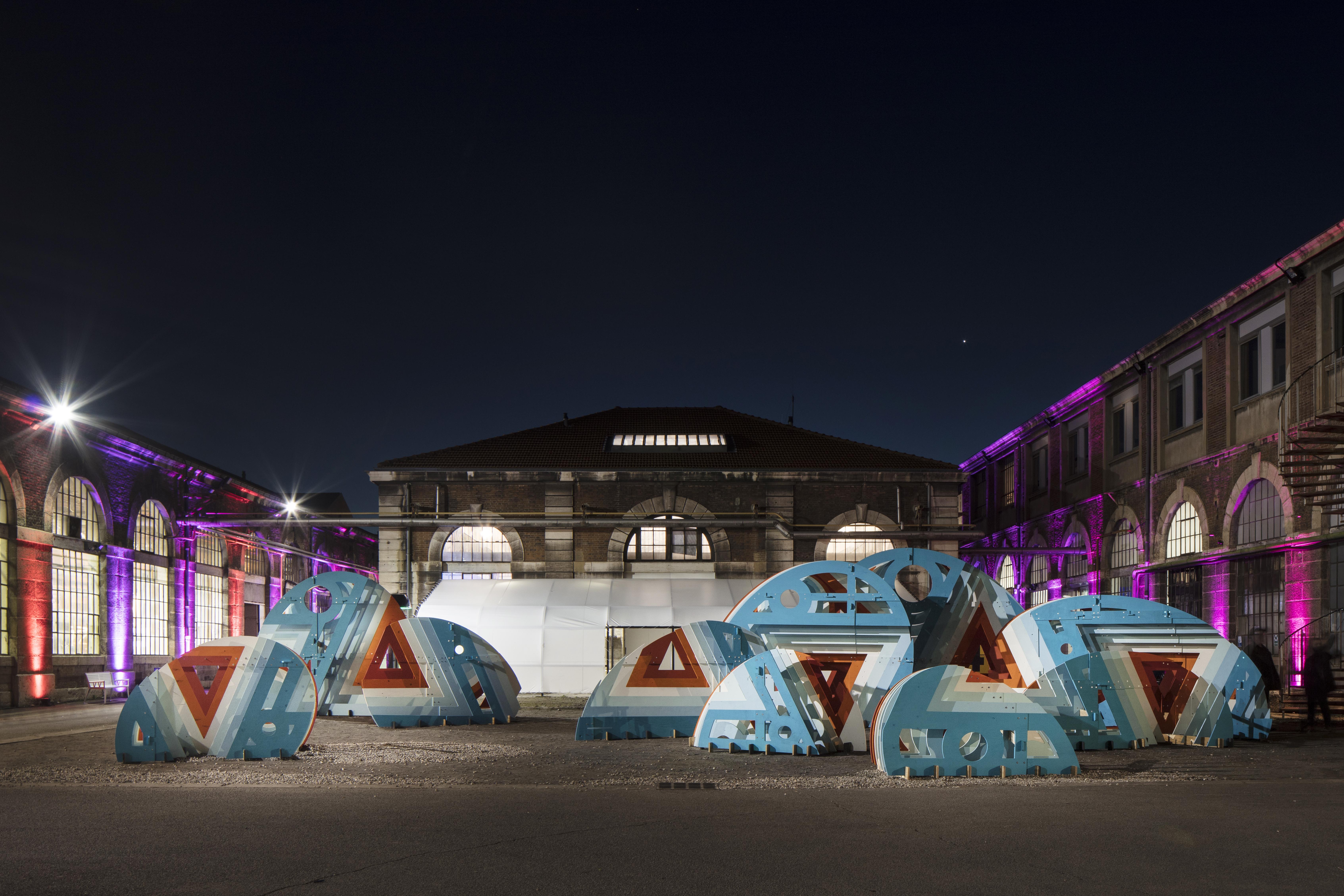 Akoaki | Detroit Afrikan Funkestra, Saint Etienne, France, 2017. By Anne-laure Lechat