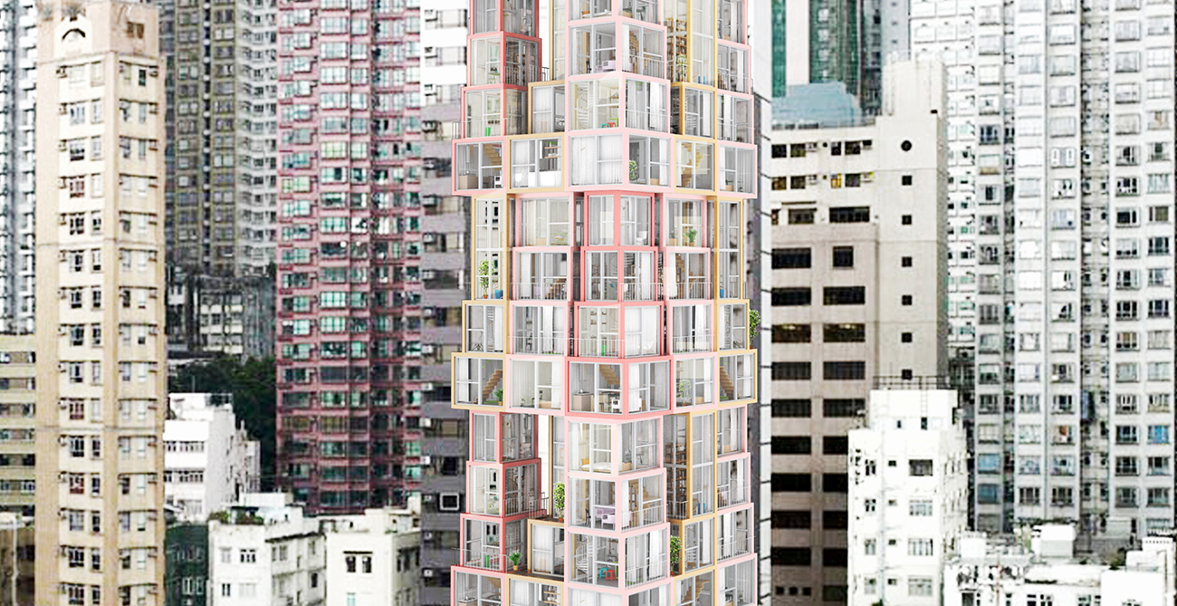 Kwong Von Glinow | The Primitive Pavilion, Hong Kong, China, 2017. By Kwong Von Glinow