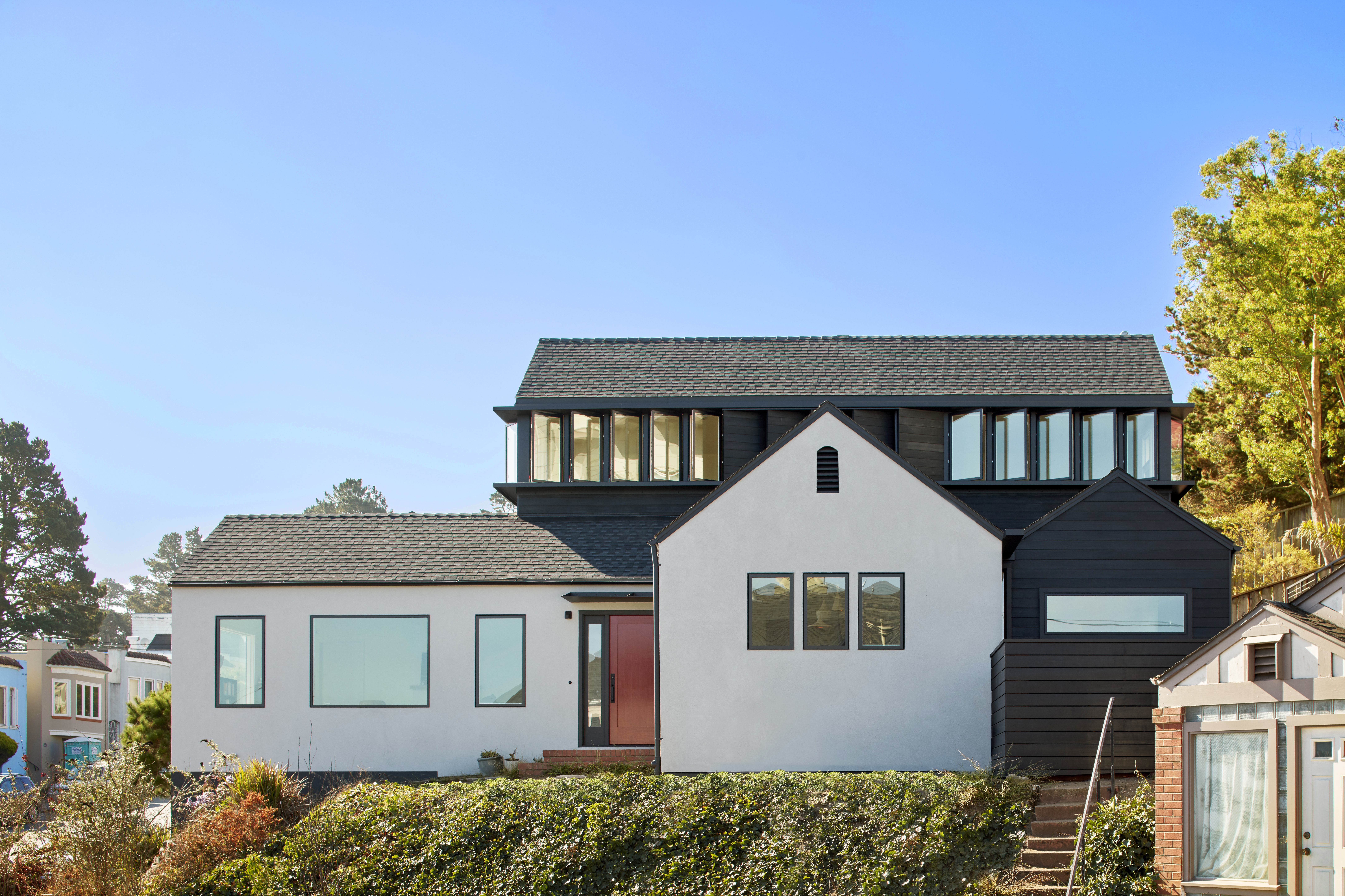 SAW | A-to-Z House, San Francisco, California, 2016. By Bruce Damonte