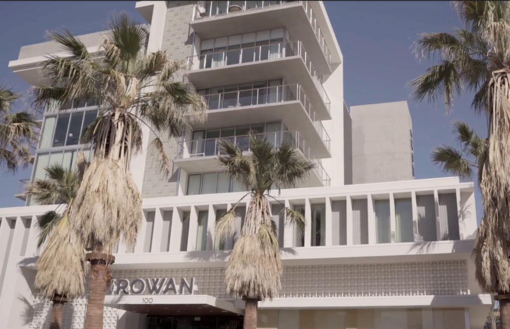 Kimpton, The Rowan Palm Springs, Powerstrip Studio / DesignARC / ACRM Architects, 2017