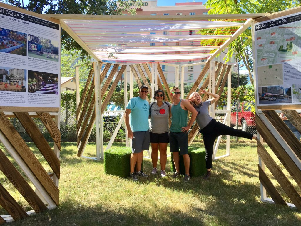 This installation was setup during SXSW Eco and was a collaborative project that led to future opportunities