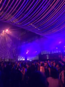 Altogether 1,325 guests, from firm principals to young architects, danced the night away.